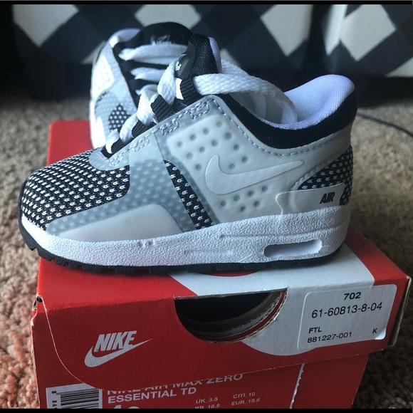 498eca09aaa94 Nike Baby Air Max Zero Sneakers
